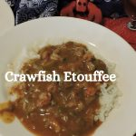 Crawfish Etouffee  - Delicious Comfort For A Bad Year