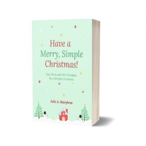have a merry, simple Christmas ebook cover