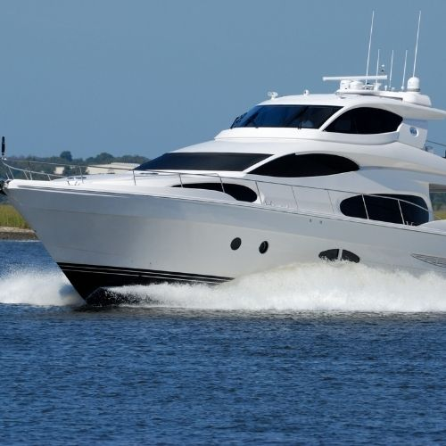 wealth in proportion usually means passing up the dream of owning a yacht