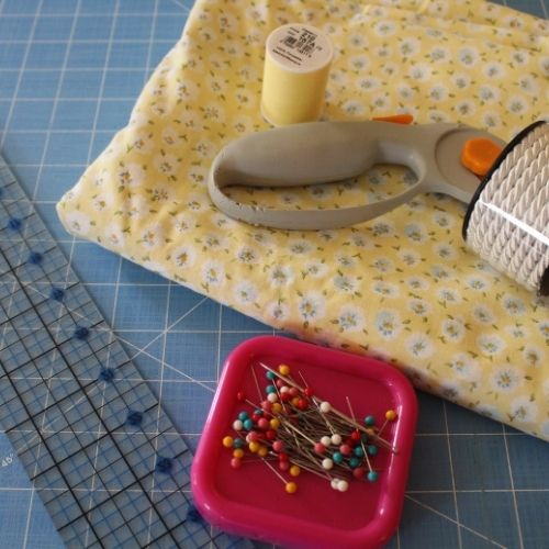supplies for drawstring bag sewing kits