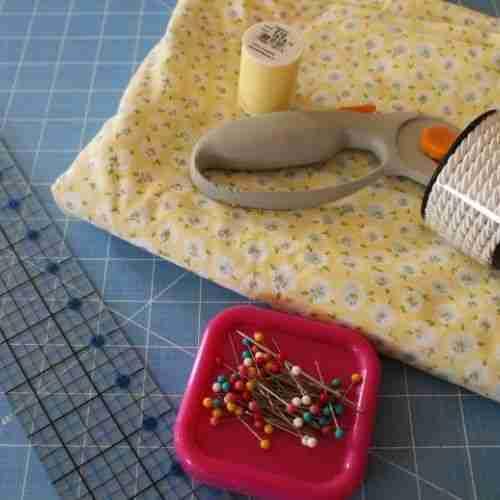 supplies for drawstring bag sewing kits