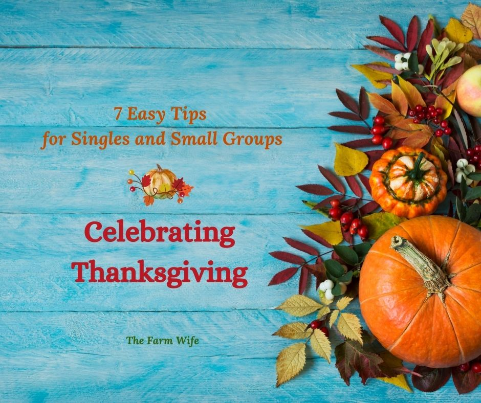 Farm Fresh Blog Hop 78 celebrates Thanksgiving
