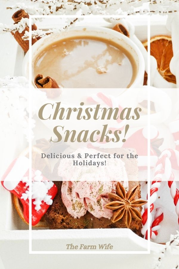 At Christmas time, we love to do is eat!  Whether it is Christmas snacks, dinner or a Buffet we look forward to the food. Find some delicious recipes and ideas here!