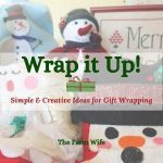 An assortment of handmade gift wrapping ideas for Christmas