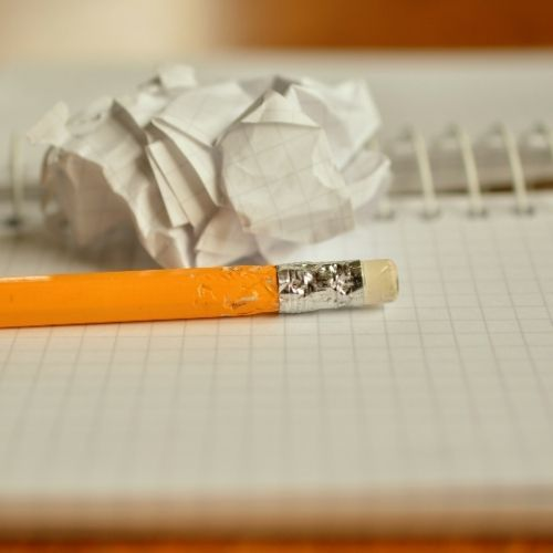 put your pencils down - you have completed the 2020 Challenge