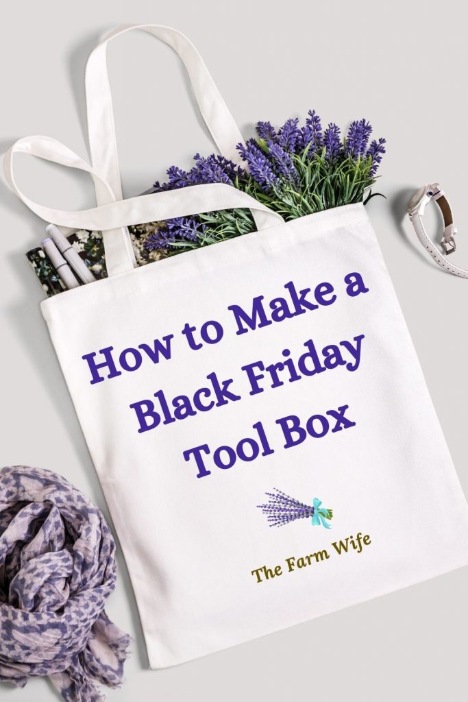 One of the best ways to stretch our Christmas Shopping budget is the sales on Black Friday.  Grab a friend, and  your Black Friday Tool Kit - then have a blast!