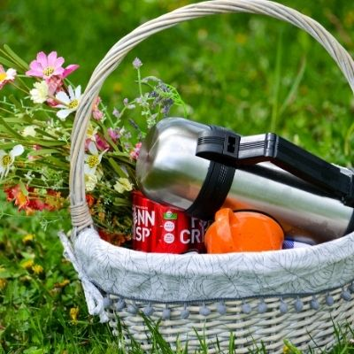 assemble a picnic basket as part of your Black Friday Tool Kit
