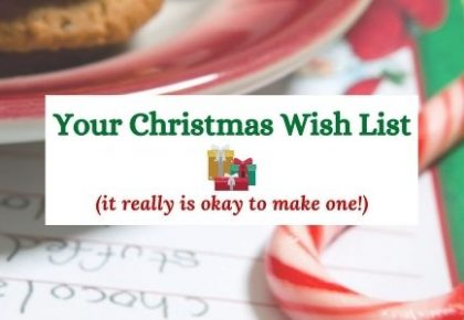 make your own christmas gift list