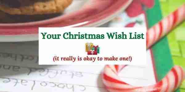 make your own christmas gift list