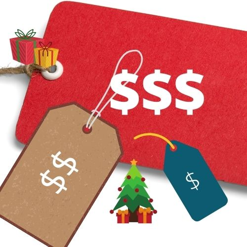 your Christmas wish list should have different price points