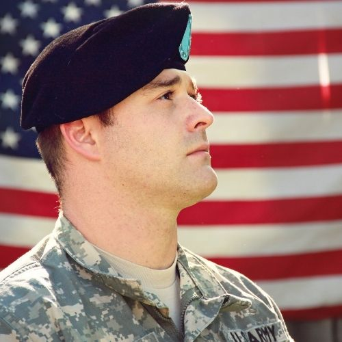 volunteer to help our veterans