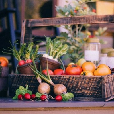for the 2021 Challenge, think of ways to serve your family fresh food