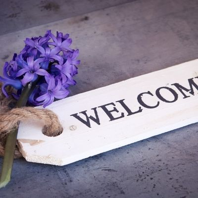 make a choice for a welcoming home