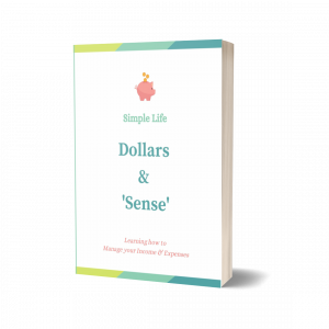 simple life dollars and sense ebook