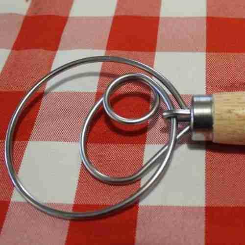 baking bread - dough whisk