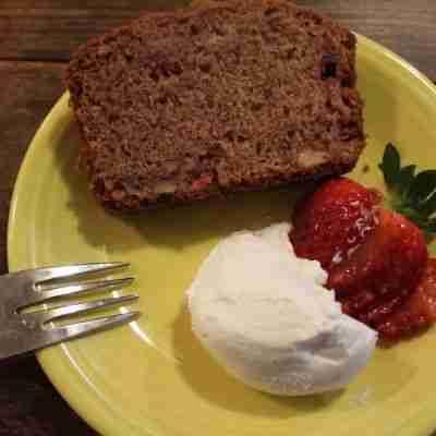 Quick Breads - Strawberry Nut Bread