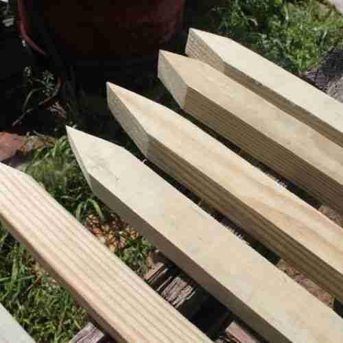build a garden trellis