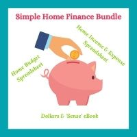 Simple Home Finance Bundle