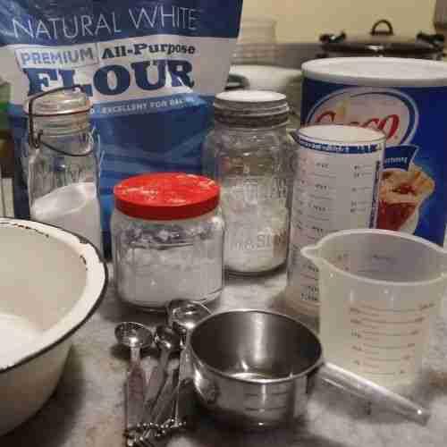 handmade baking mixes