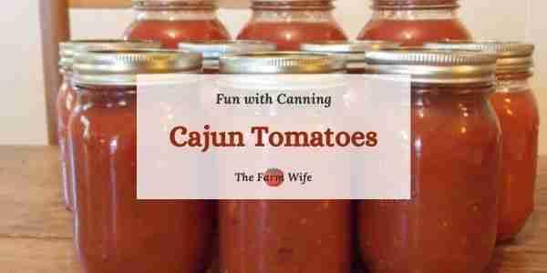 cajun tomatoes