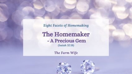 facets of homemaking
