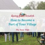 become a part of your Village