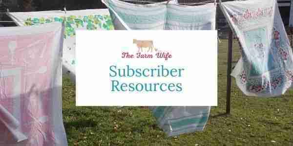 subscriber resources